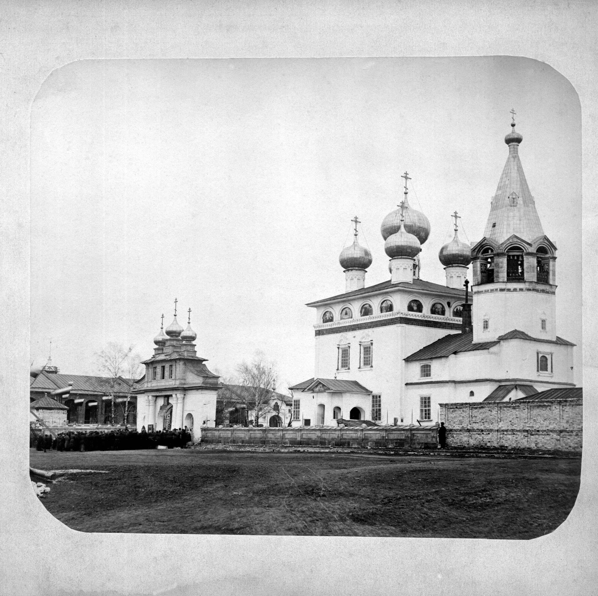 Благовещенский Собор до 1884