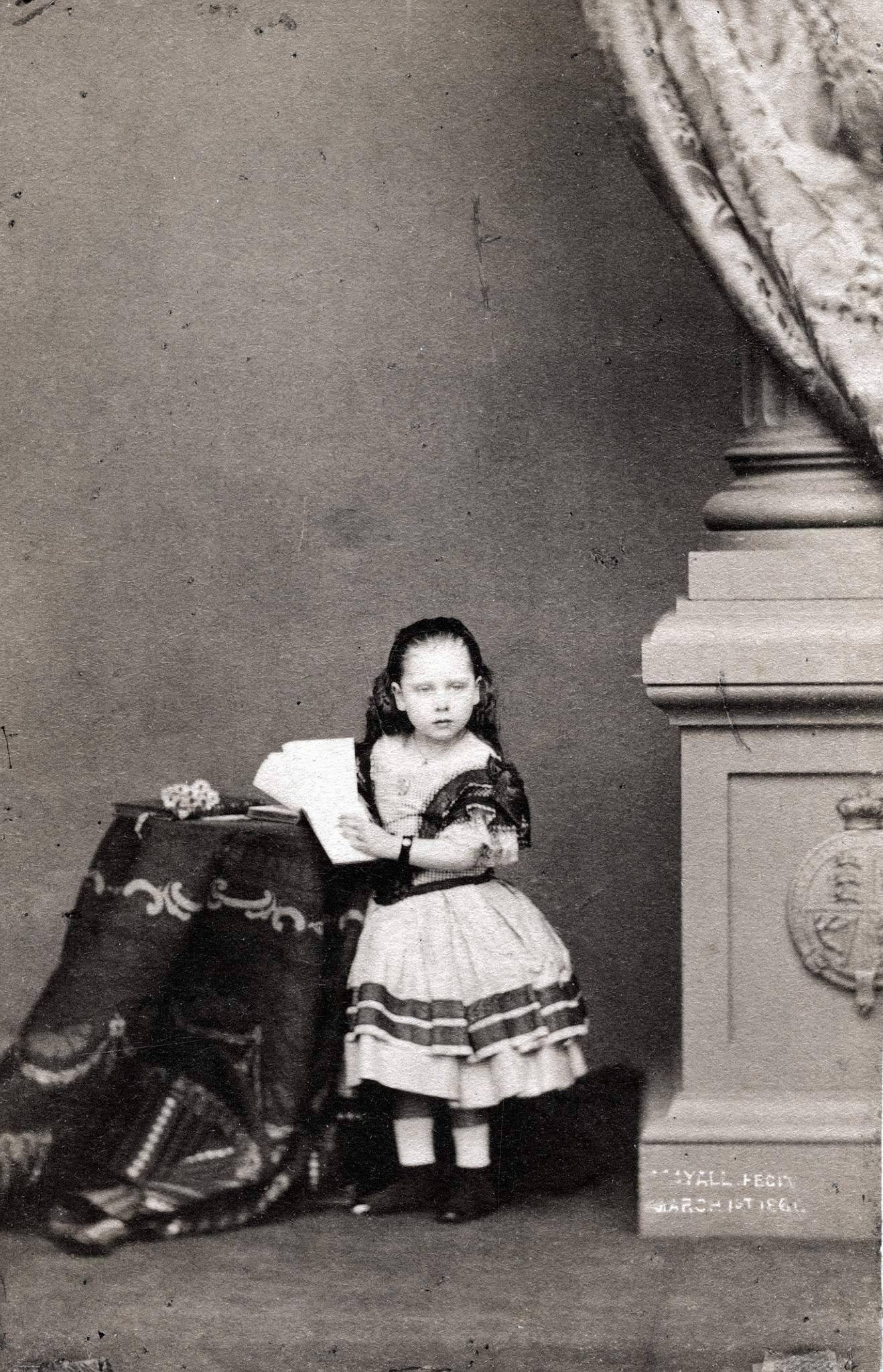 1861. Беатриса Великобританская
