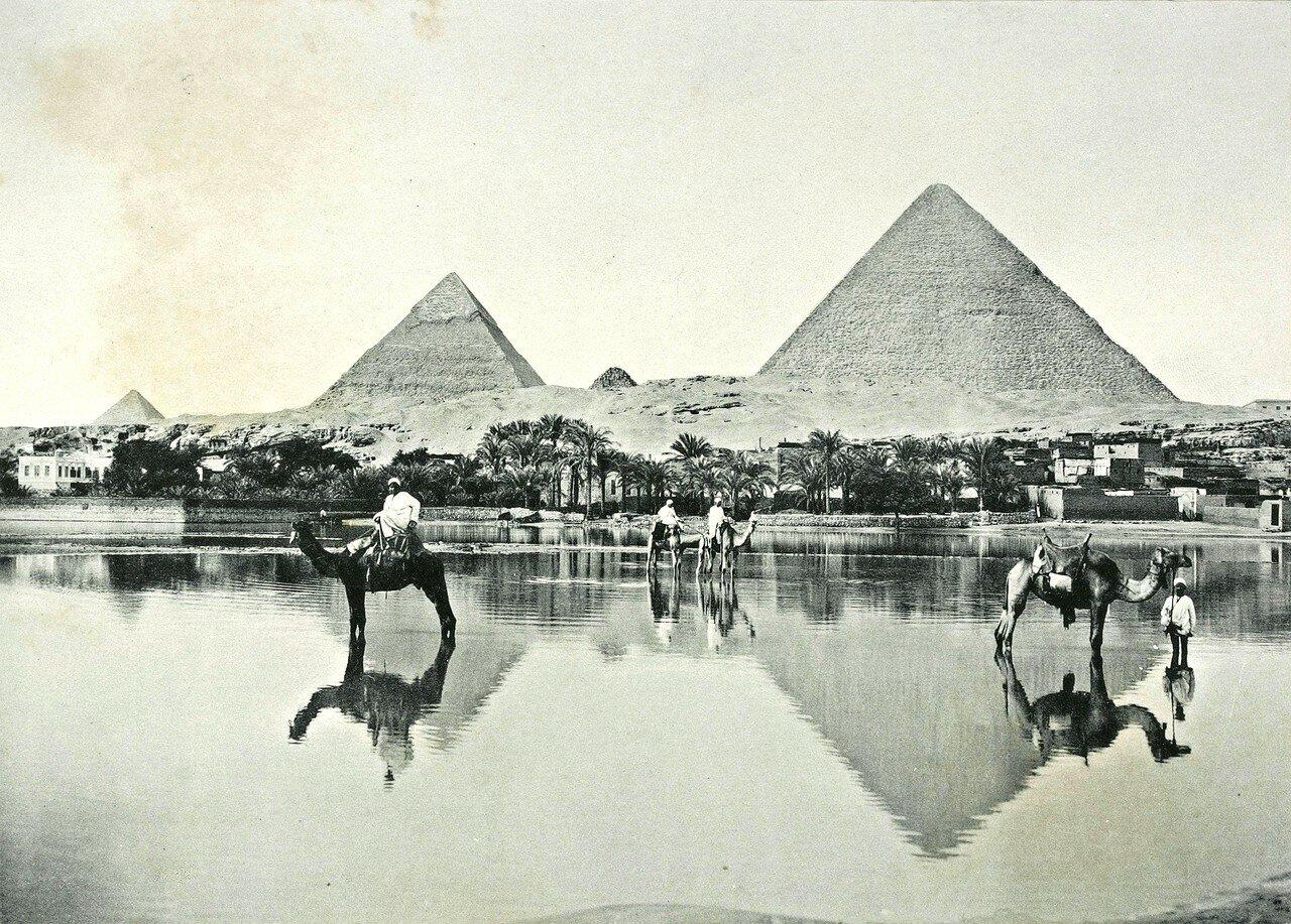 Гиза. Пирамиды и Нил