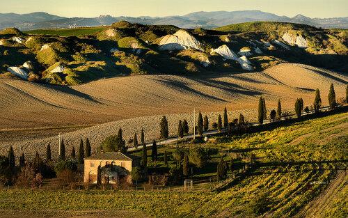 7-Красивые пейзажи. Тоскана. Италия.jpg