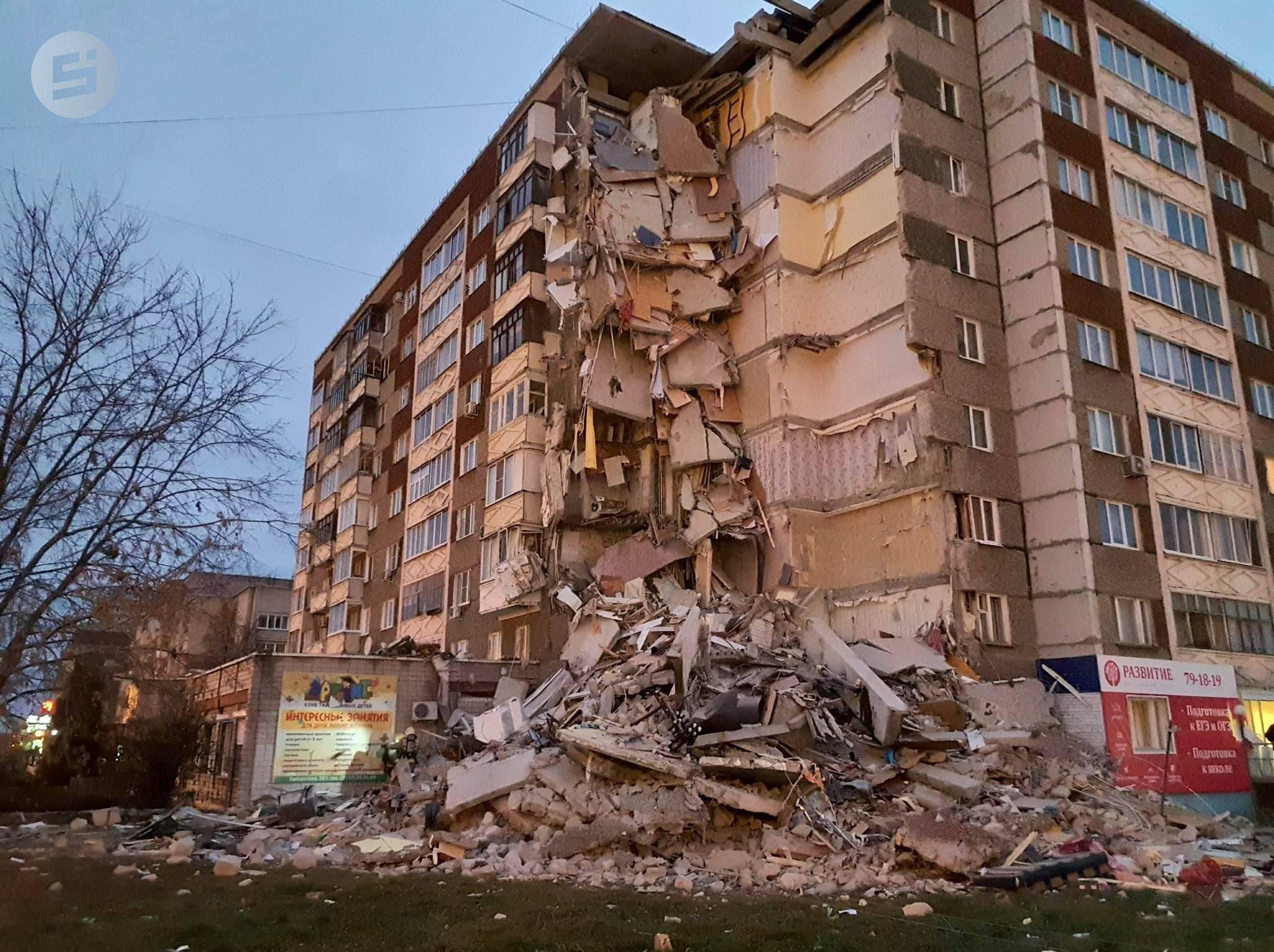 Почему рухнул дом в Ижевске?