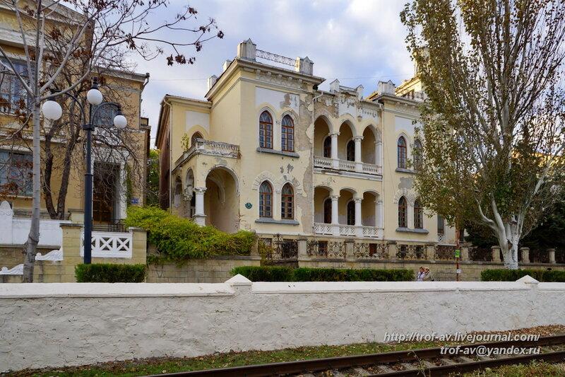 Дача Вилла, Феодосия