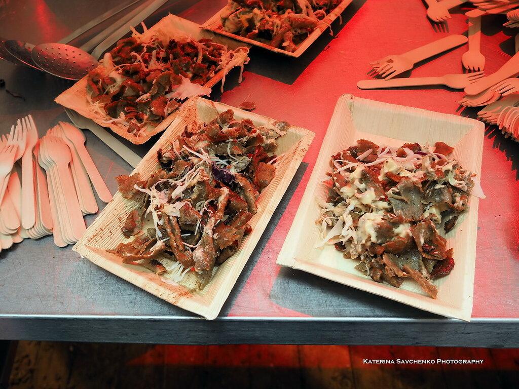 The world´s biggest döner cooked in Berlin