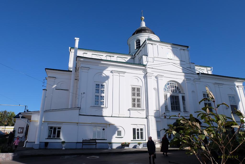 Никольский монастырь, Арзамас, Богоявленский храм