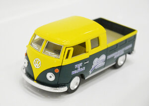 Kinsmart VW Bus Double Cab Pickup