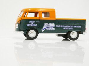 Kinsmart Volkswagen Bus Double Cab Pickup