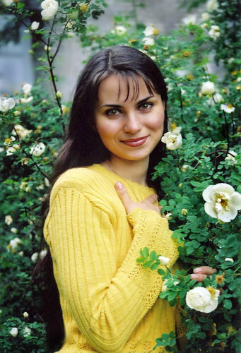 Олия певица (лето)