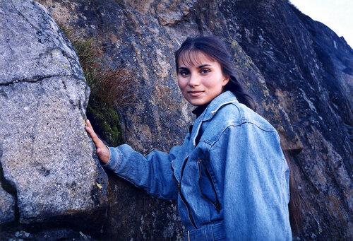 Олия певица (скалы, сопки, Мурманск)