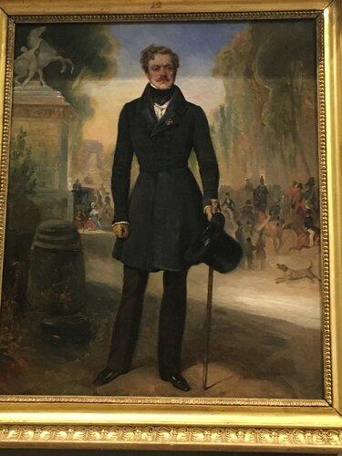 Портрет неизвестного участника Отечественной войны 1812 года
