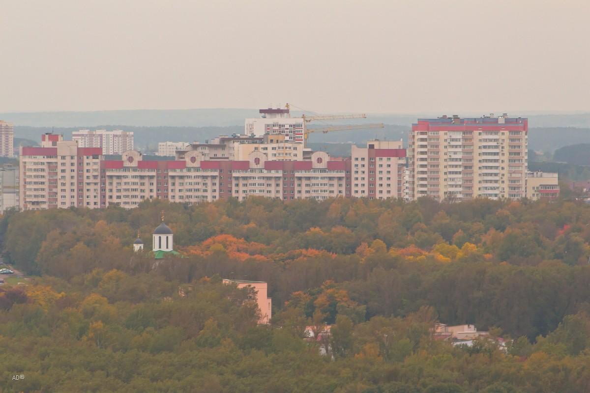 Приход храма Святой Живоначальной Троицы города Минска
