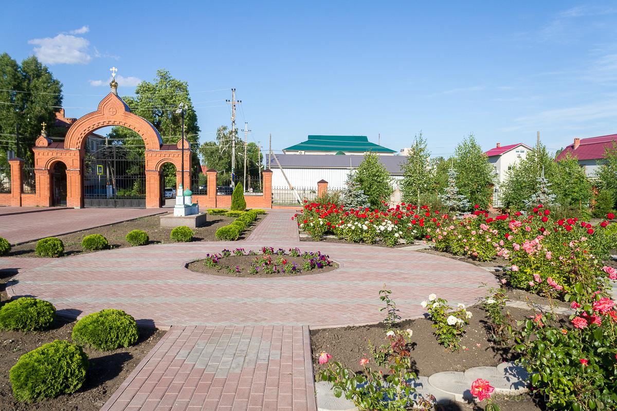 Сад храмов Хвалынск фото 3