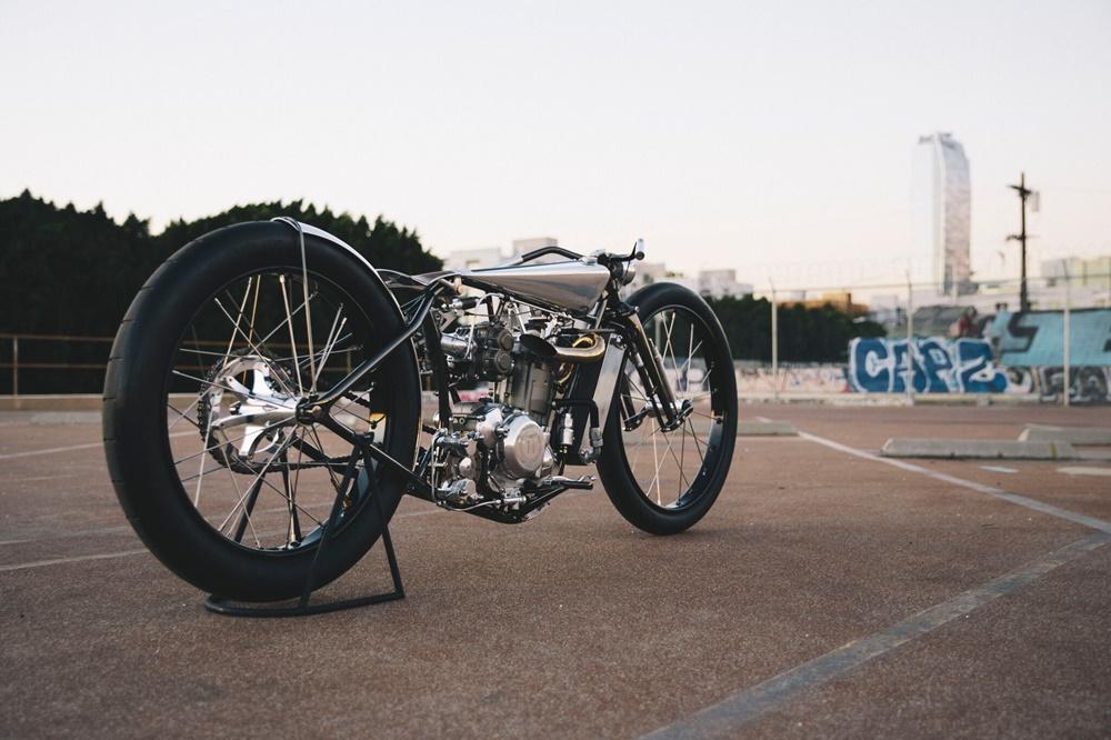 Hazan Motorworks: заряженный KTM