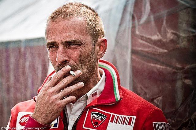 Ливио Суппо ушел с должности руководителя команды Honda Repsol