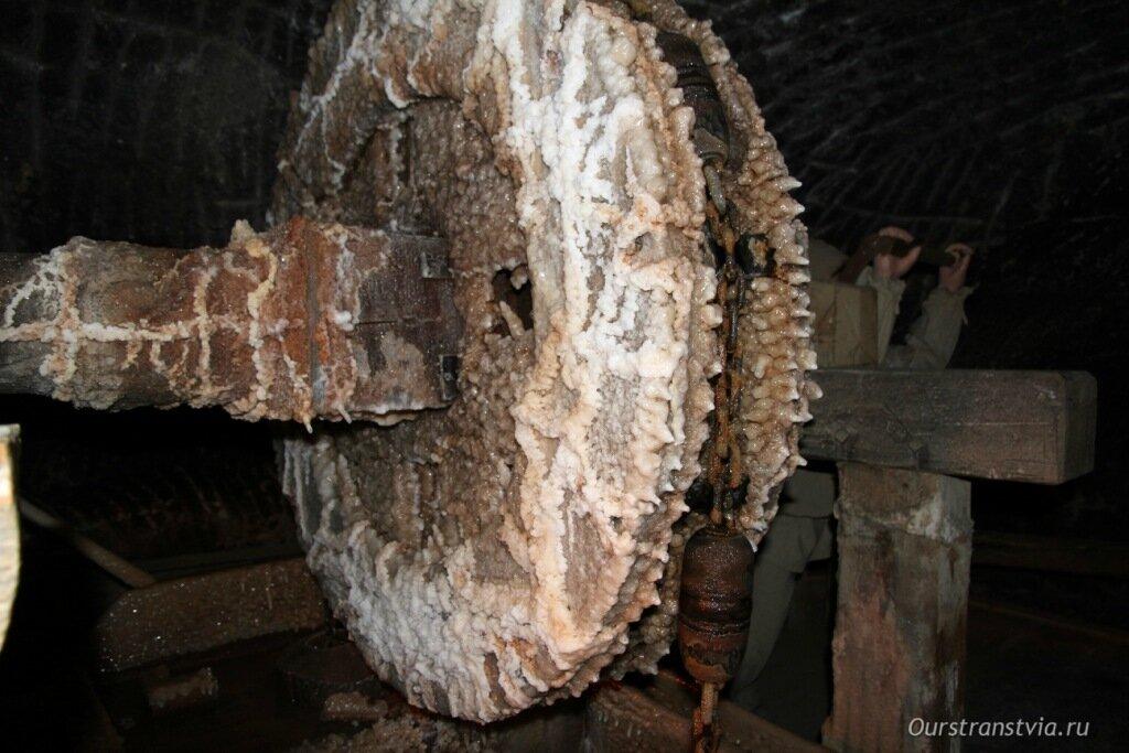 Соляные шахты в Величке, Польша