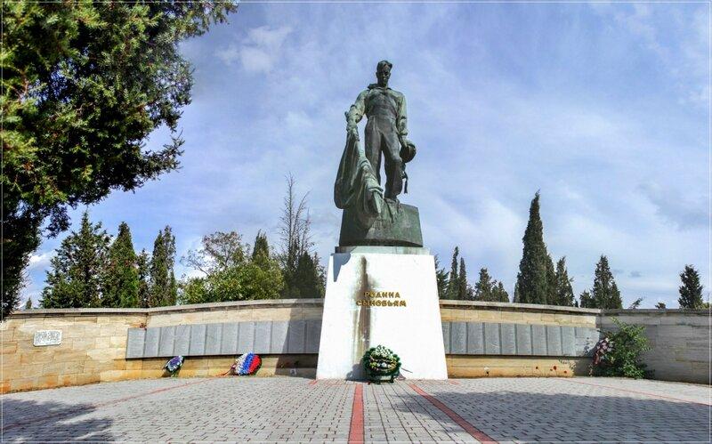 Братское кладбище Крымской войны 1854-55 годов. Часть пятая.
