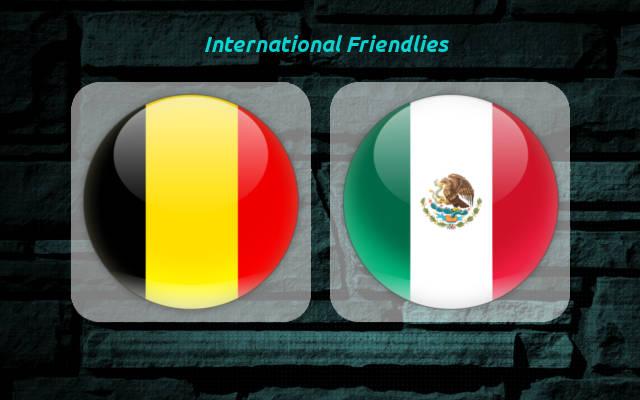 Бельгия – Мексика (10.11.2017) | Товарищеский матч 2017