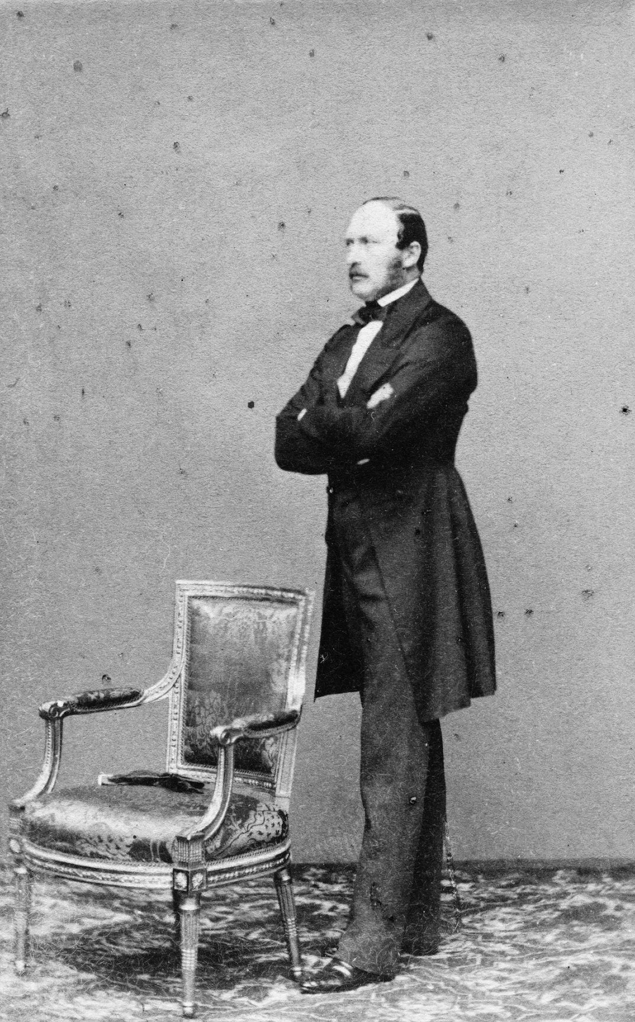 1860. Принц Альберт