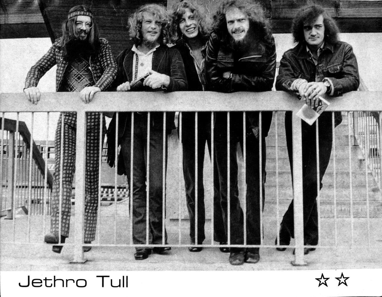 1969. «Jethro Tull»