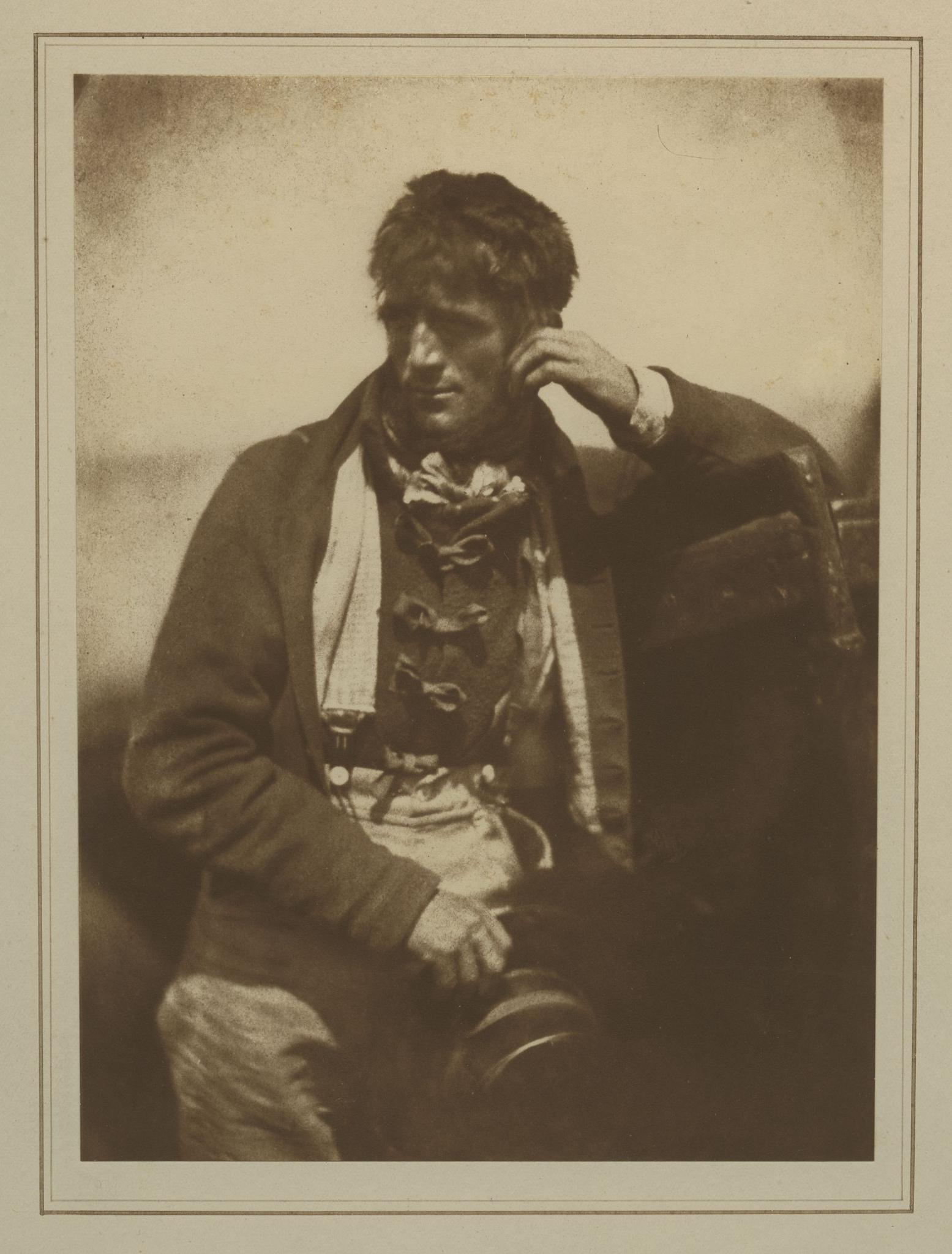 1843. Житель Нью-Хейвена