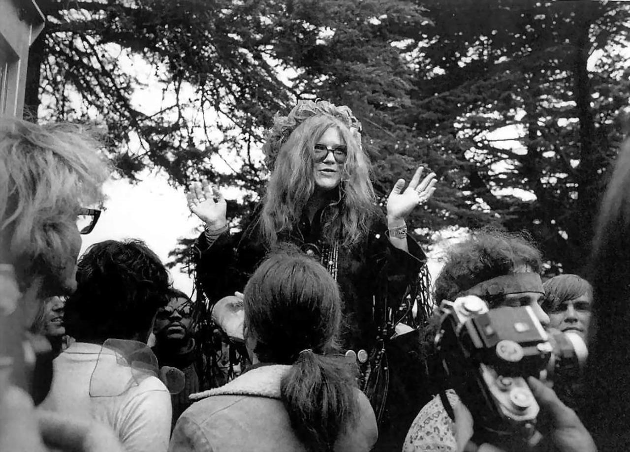 1968. Дженис Джоплин