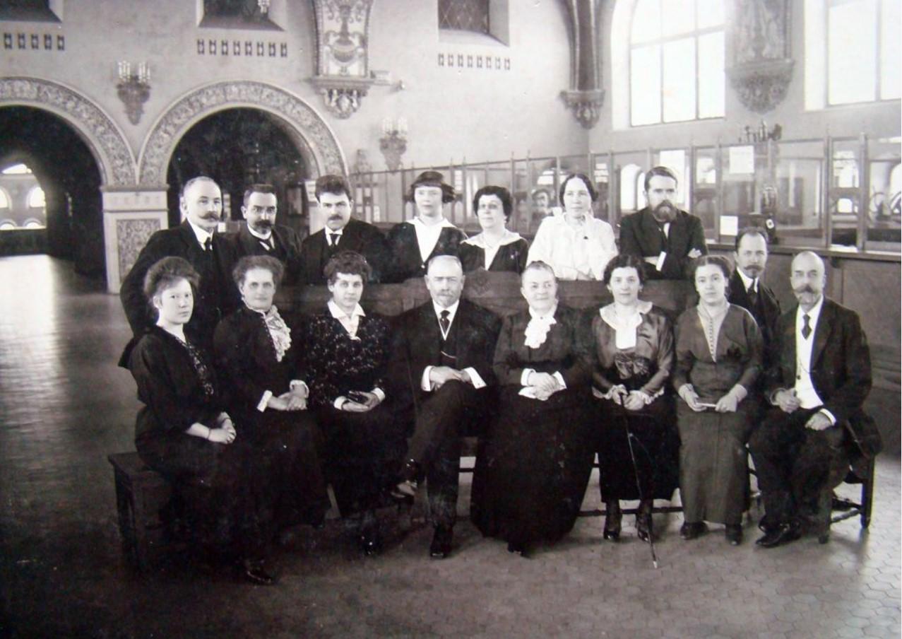 Съезд врачей и представителей земств Нижегородской губернии