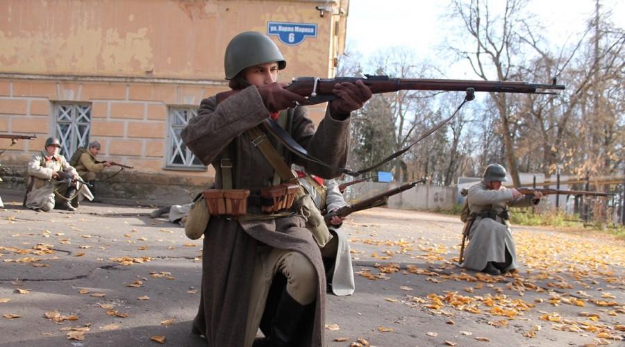 В выходные в Калуге пройдет военно-историческая реконструкция
