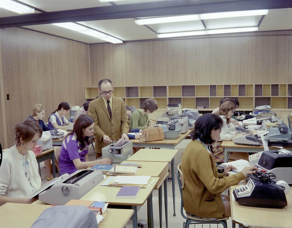 Канадские профессиональные колледжи 70-х