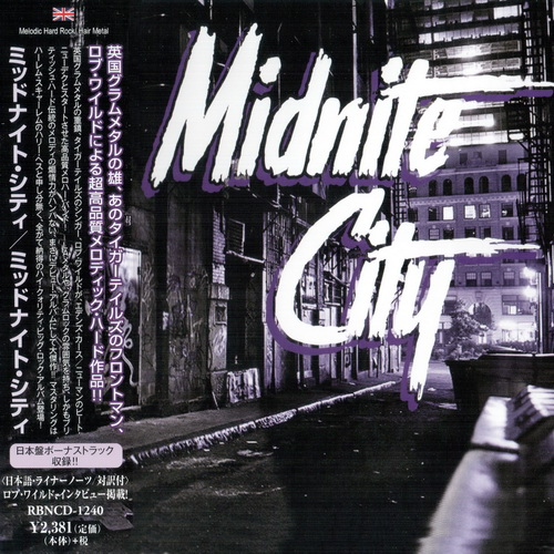 Midnite City - 2017 - Midnite City [Rubicon Music, RBNCD-1240, Japan]