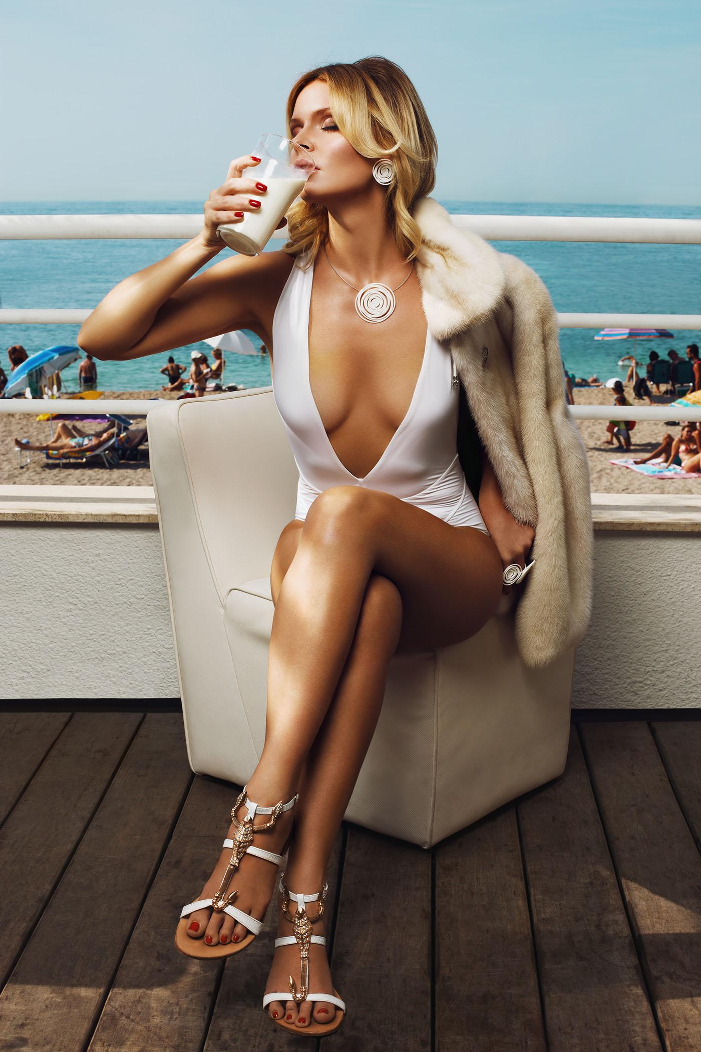 Yana Weiman для Fashionexperience Monaco / фото Hermine Björkman