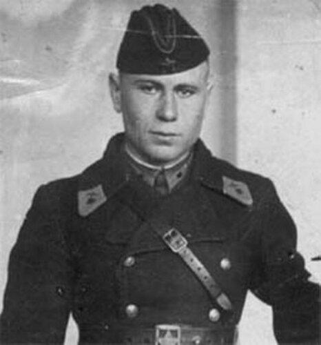 Лётчик-истребитель Герой Советского Союза Лидия Литвяк.