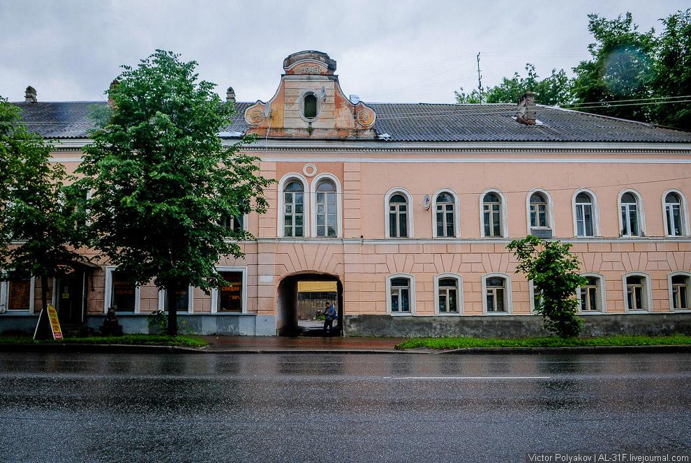 18. Новгород, хоть и говорят, что был полностью разрушен во время Второй мировой войны, богат н