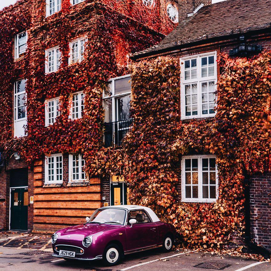 Фотограф Кристина Макеева: как осень выглядит во всем мире