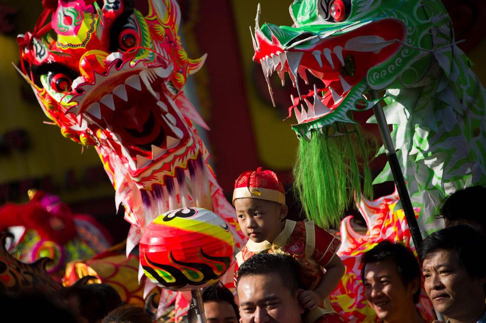 HD Китай Новый год