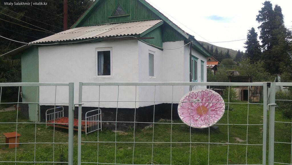 Дома на БАО.