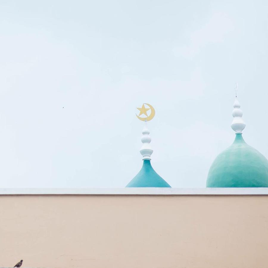 Stunning and Colorful Minimalist Photos of Thailand (8 pics)