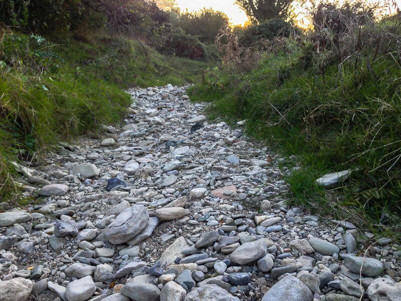 Река Чурук-Су осенью