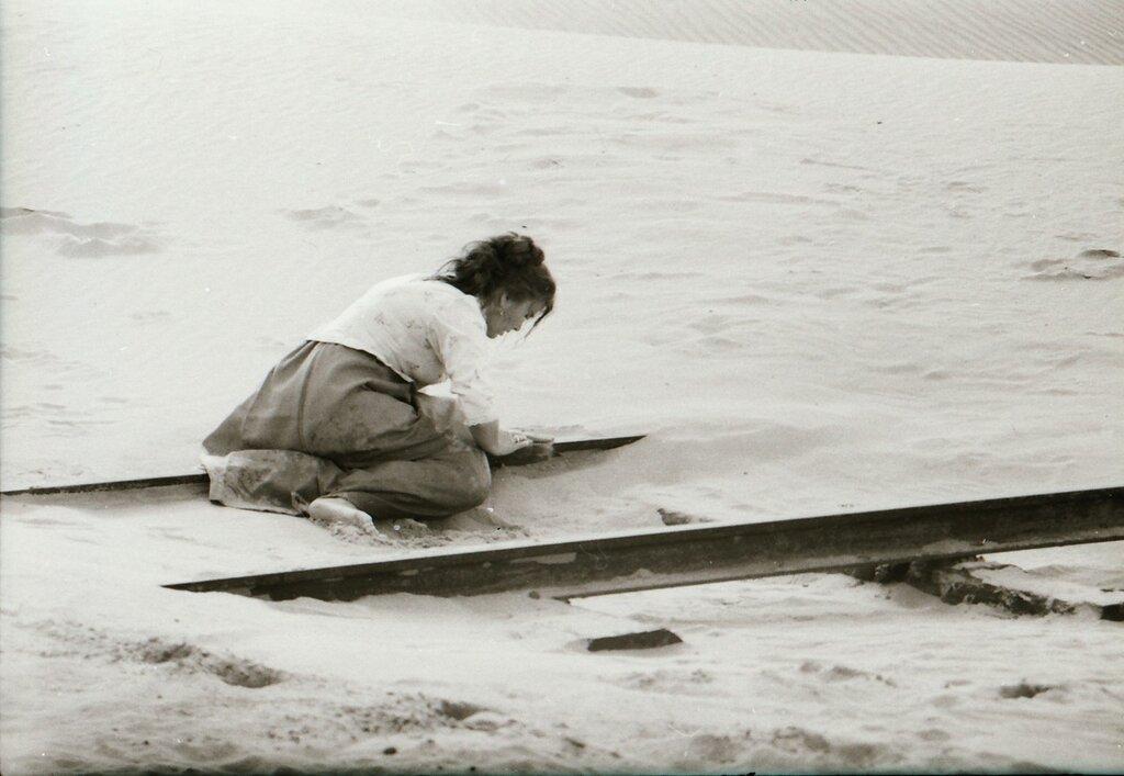 """Белое солнце пустыни"", 1969, фото ВАлерия Кострина"