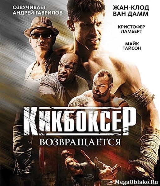Кикбоксер возвращается / Kickboxer: Retaliation (2018/WEB-DL/WEB-DLRip)