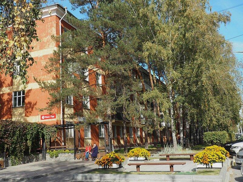Новосибирск, Академгородок – Морской проспект (Novosibirsk, Akademgorodok - Morskoy avenue)