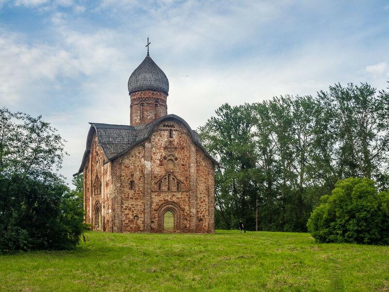 Церковь Петра и Павла в Кожевниках, 1406 г.