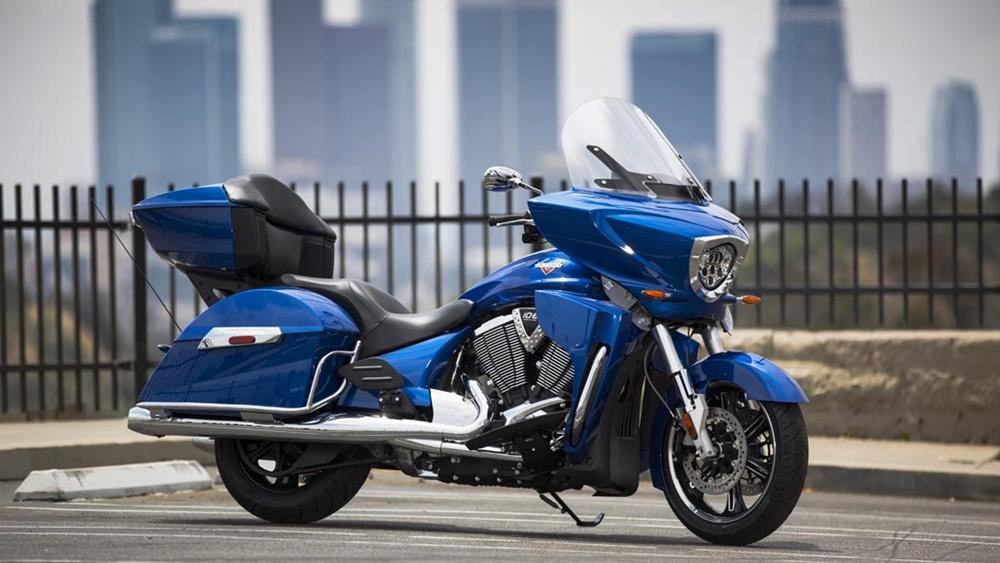 Компания Polaris Industries отзывает 26 182 мотоциклов Victory