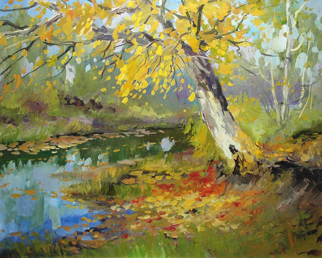 Ралиф Ахметшин. Осень