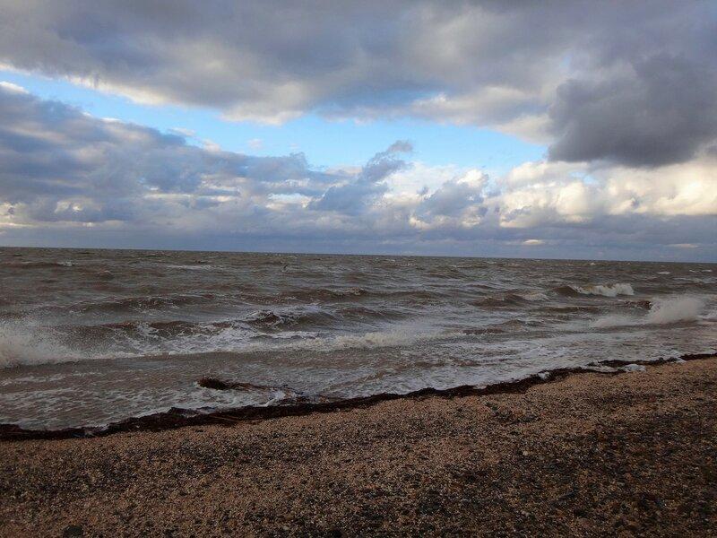 У моря ... На финише октября, в городе у моря Азовского. (60).JPG