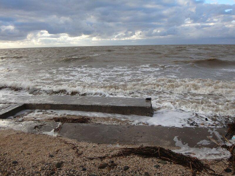 У моря ... На финише октября, в городе у моря Азовского. (62).JPG
