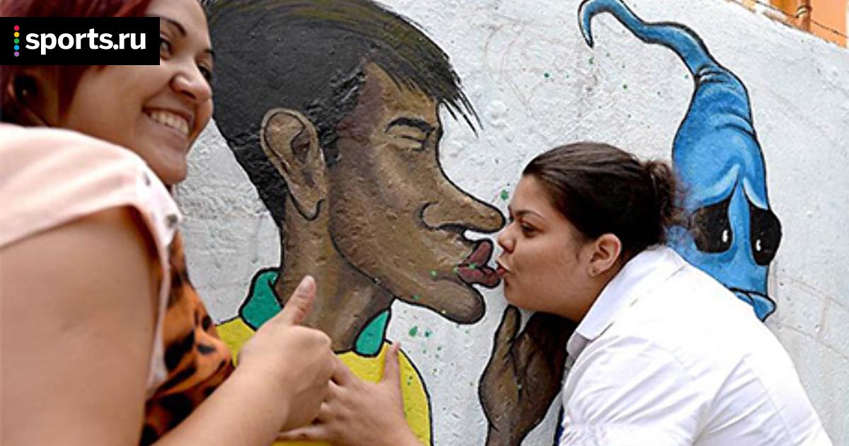 10 доказательств того, что Бразилия помешалась на Неймаре