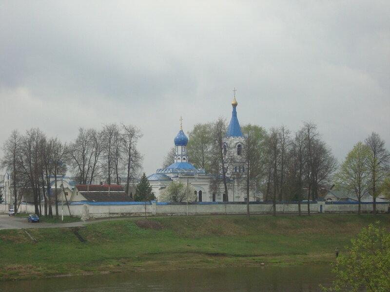 Орша. Свято-Успенский монастырь