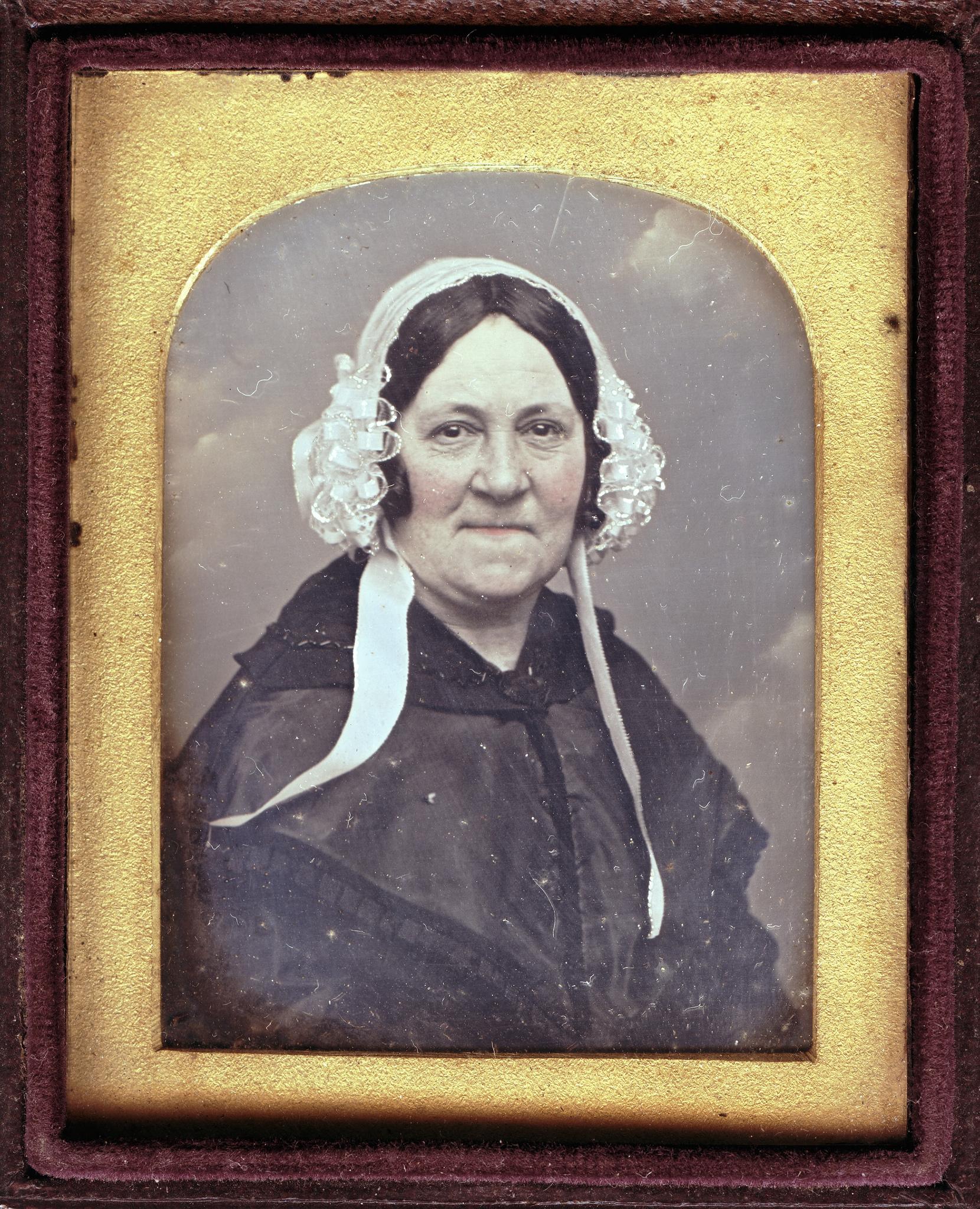 1850. Женщина