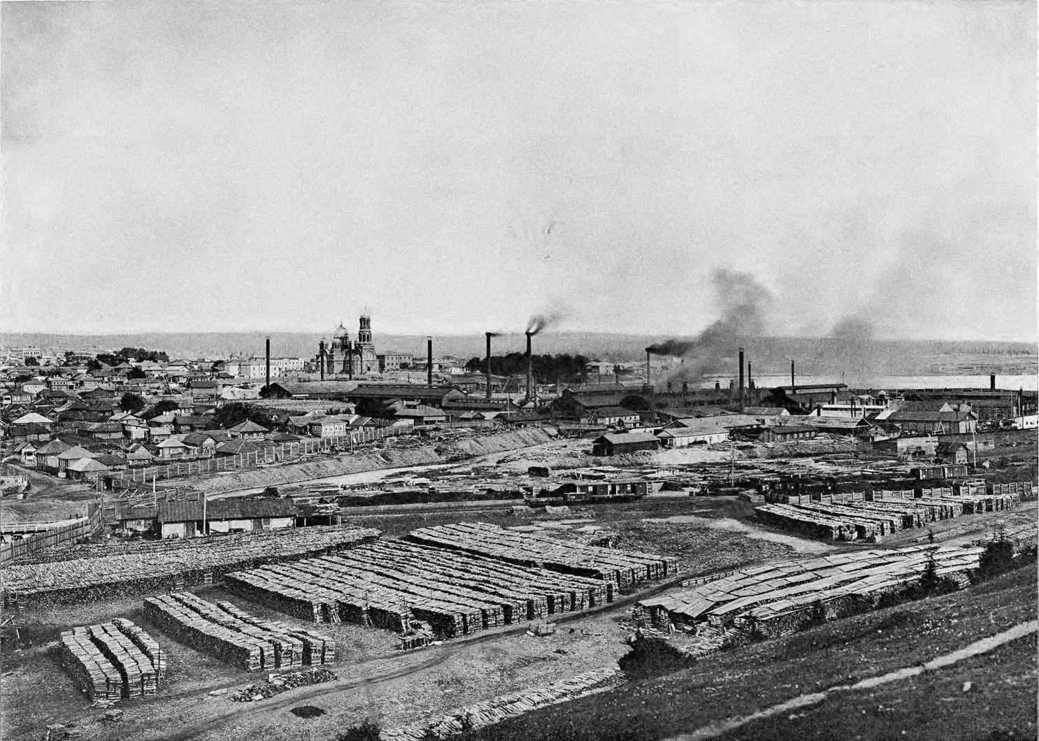 Лысьвенский железоделательный завод