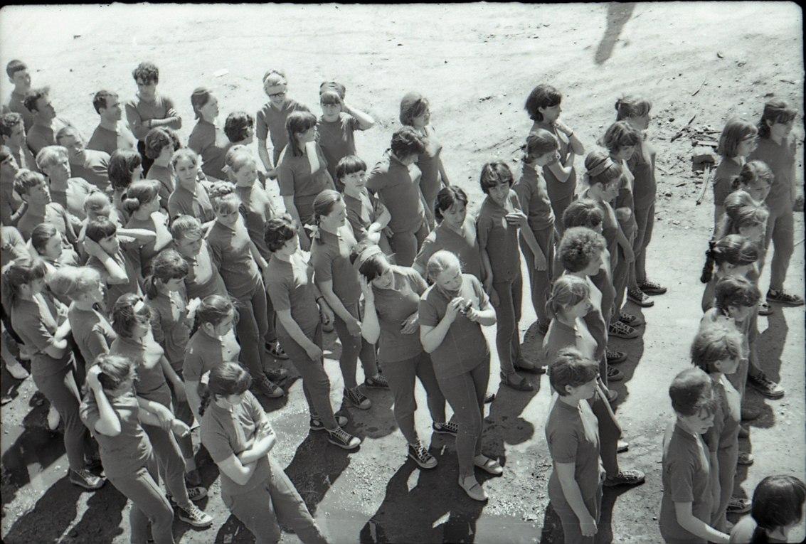 1967. Девочки из ПОМУ(Пермское областное училище)