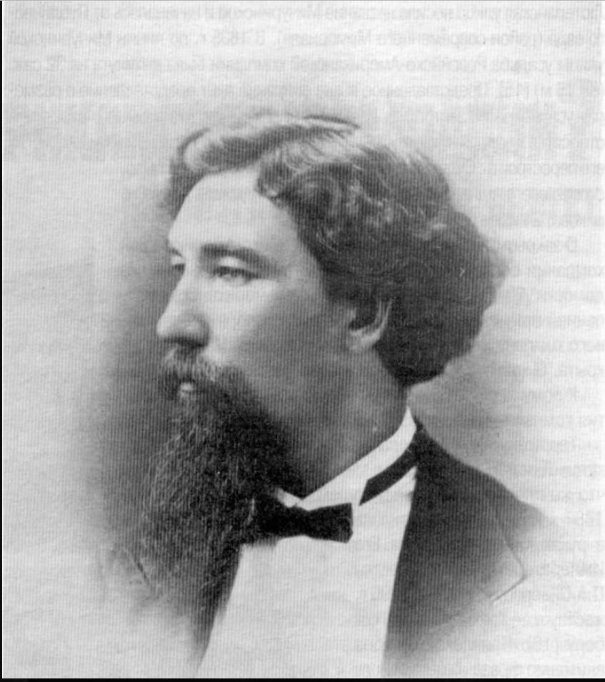М.Д.Бутин. 1872
